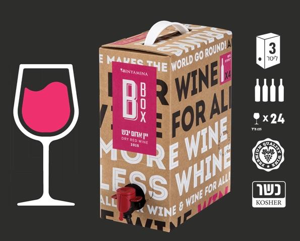 יין בקופסא, B-BOX,