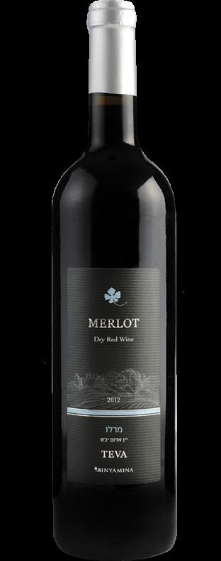 יין מרלו סדרת טבע