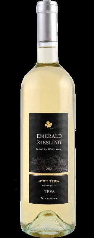 יין אמרלד ריזלינג מסדרת טבע