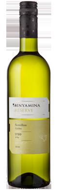 יין סמיון לבן יבש